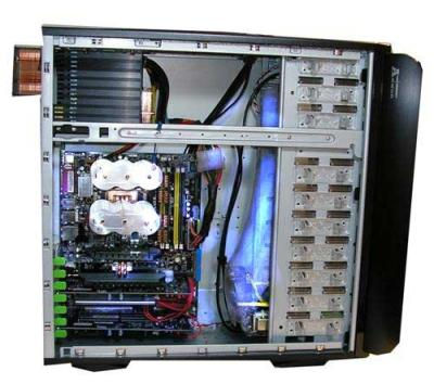 cooled computer